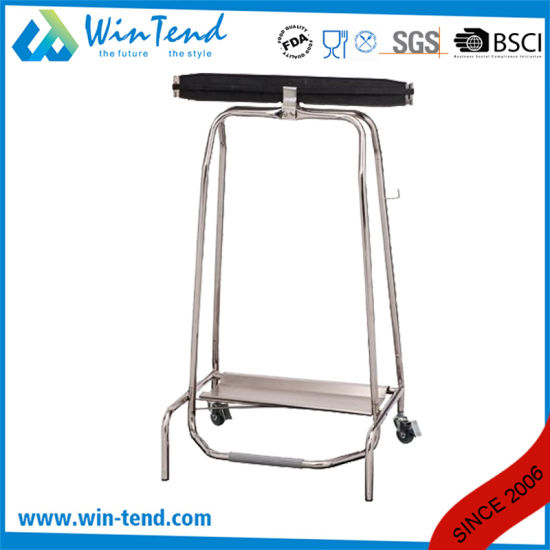 Factory Design Cleaning Clearing Garbage Refuse-Sack Cart pictures & photos