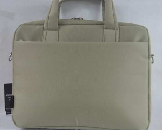 Laptop Fuction Business Computer Fashion Carry Nylon 14′′ Laptop Bag pictures & photos