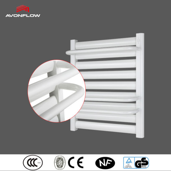White Small Electric Towel Warmer