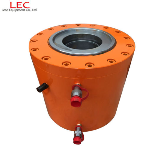 Prestressed Tension Equipment Ydc Series of Hollow Hydraulic Cylinder