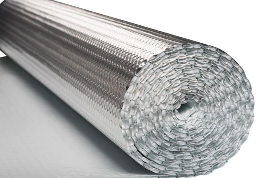 Aluminum Bubble Foil Insulation for Roofing