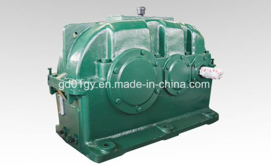 Zly Series Double-Stage Cylindrical Gear Reducer pictures & photos