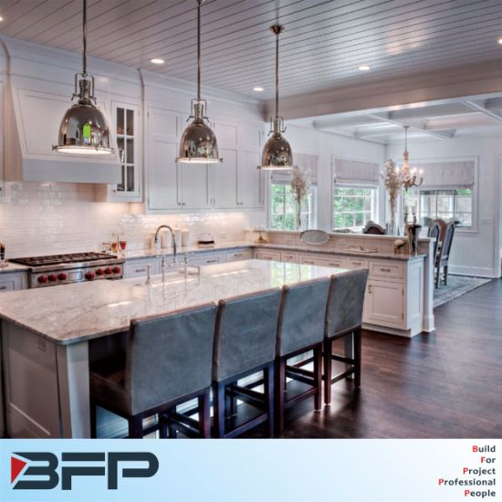 Custom Made Solid Wood Kitchen