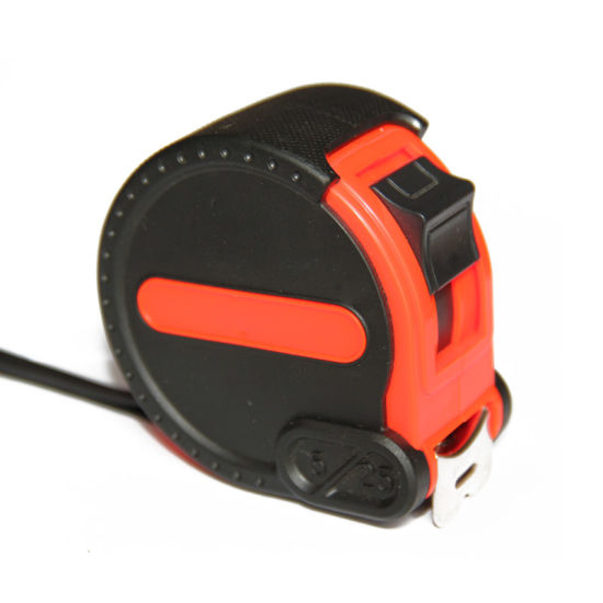 Quality ABS Case Tape Measure with Rubber Cover