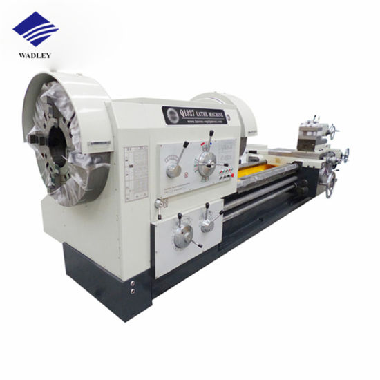 Q1322 Universal Metal Horizontal Pipe Threading Lathe Machine