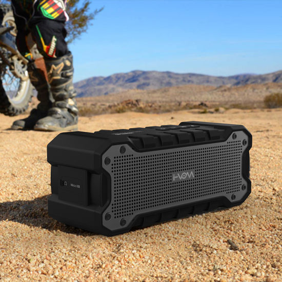 Stereo Bass Sound Mini Portable Wireless Bluetooth Speaker pictures & photos