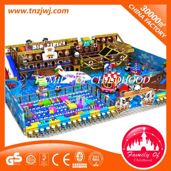 Newest Design Op-00883-3 Indoor Playground Equipment for Kids pictures & photos