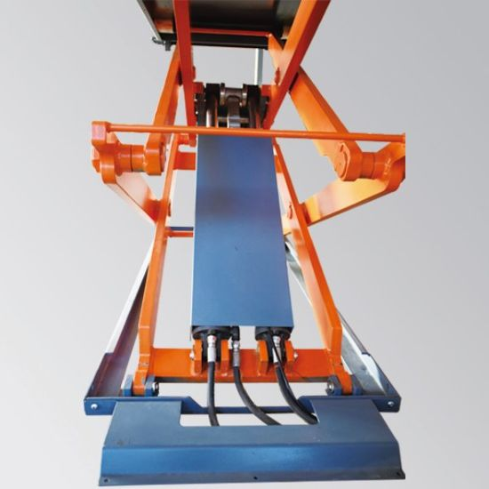 China on-7801 Auto Parts Car Lift Used Car Scissor Lifts for Sale