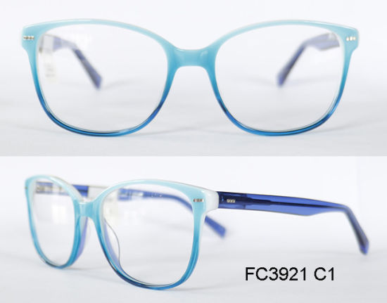 New Design High Quality Handmade Acetate Eyewear Frame pictures & photos