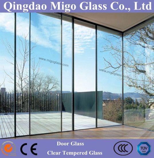 China 12mm clear tempered door glass polish edge china glass 12mm clear tempered door glass polish edge planetlyrics Gallery