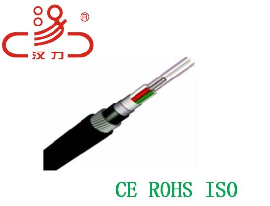 Fig 8 Optical Cable Outdoor/Computer Cable/ Data Cable/ Communication Cable/ Connector/ Audio Cable pictures & photos