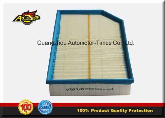 Auto Parts Air Cleaner 8638600 Air Filter for Volvo
