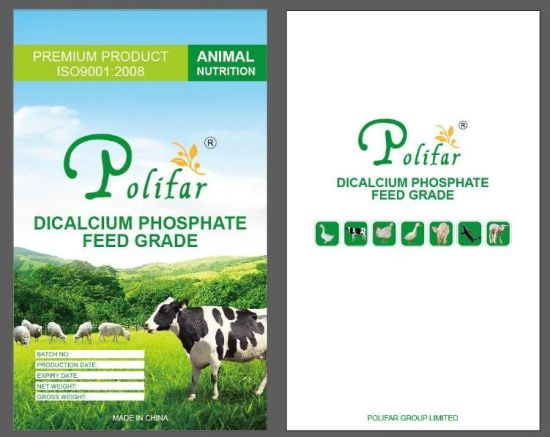 Polifar Brand Dicalcium Phosphate Animal Nutrition pictures & photos