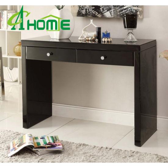 Black Mirror Set of Furniture