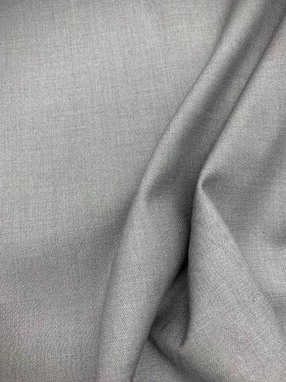 Mill Supplier High End Pants Vest Suit Broken Twill Newly Woven Piece Dyed Denim CTN Pes Cotton Fabric