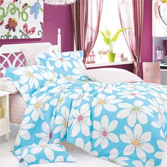 China Suppliers Home Textile King Size Egytian Cotton Bed Sheets