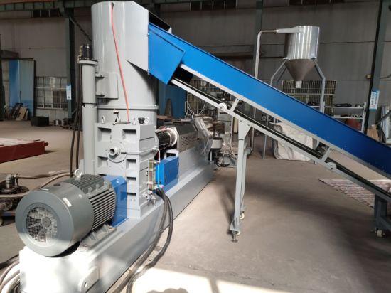 Chinese Good Quality Plastic Pelletizing Machine Pellet Making Machine