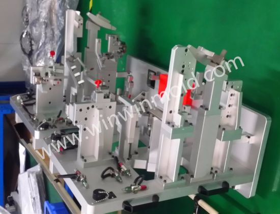 Automotive Checking Fixture/Jig and Checking Fixture for Vehicle Fittings