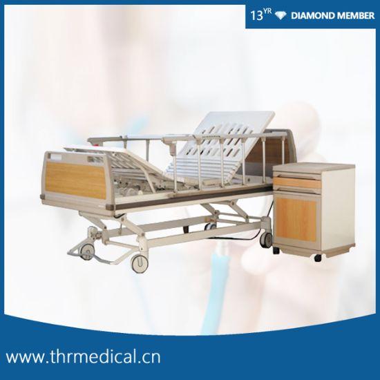 High Quality Medicalthree Function Electric Hospital Bed (THR-EBH305)