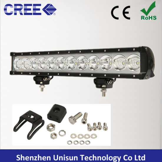20inch 9-60V 120W 9600lm Offroad CREE LED Auto Light Bar