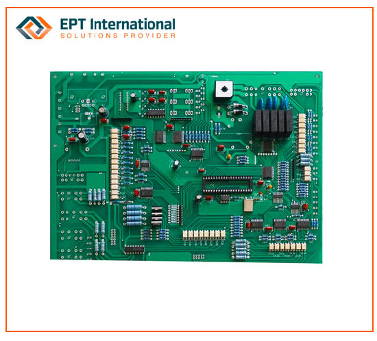 OEM Fr-4 Multilayer PCB Assembly for Electric Home Appliance, PCBA Manufacturing