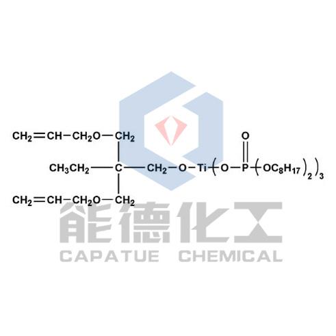 China Titanate Coupling Agent (CAS No  110438-25-0) (TCA-L12