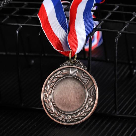 Custom Mont Blank Medal with Laser or Insert Custom Logo