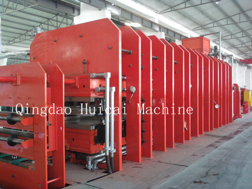 Conveyor Belt Rubber Machine-Hydraulic Press pictures & photos