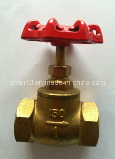 Brass Female Eqaul Stop Valve Stop Tap pictures & photos