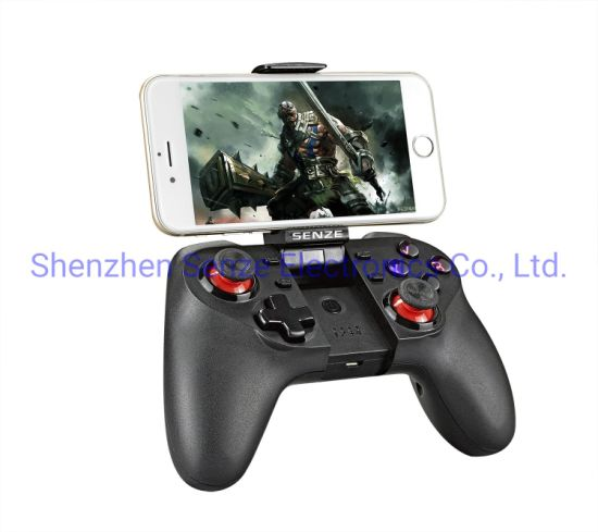 Senze Sz-A1019 Android Game Joystick Bluetooth Game Controller Smart TV Box Gamepad Ios Devices for Phone