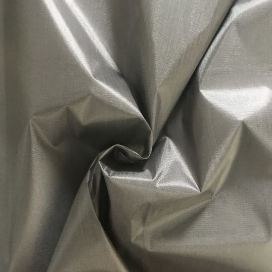 Waterproof 210t Polyester Taffeta for Car Covers