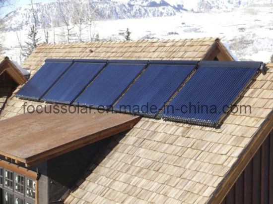 High Efficiency & Certified Solar Water Heater pictures & photos