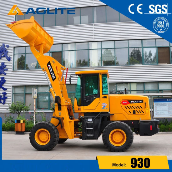 Brand Aolite Farm Machinery 1.6ton Front Wheel Loader Small Loader with Ce pictures & photos