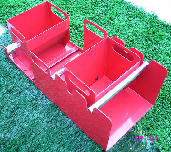 Glue Box for Artificial Grass