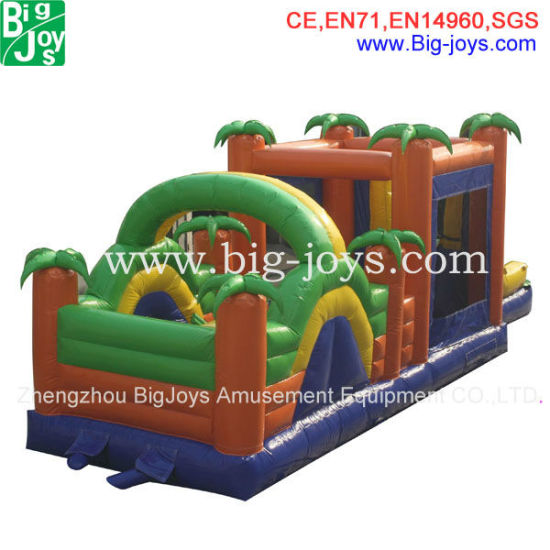 Commercial Inflatable Combo, Inflatable Bouncer Combo (BJ-B44) pictures & photos