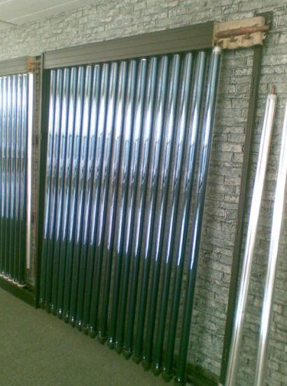 Split Pressure U Pipe Solar Collector Pipe Electric Water Heater SABS Solar Keymark SRCC CE ISO