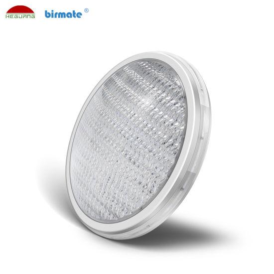 ABS Material 18W 12V RGB IP68 Waterproof PAR56 Light LED Swimming Pool Light