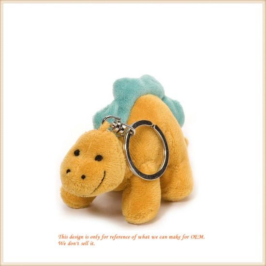 Custom Made Soft Yellow Dragon Key Finder Kids Gifts