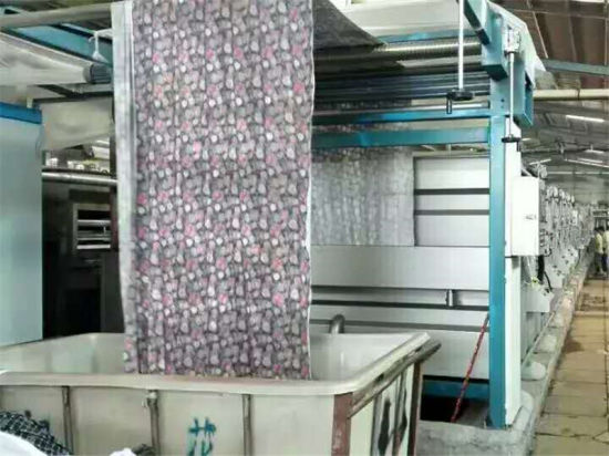 Open Width Washing Machine After Printing for Cotton/Rayon/Blended / Woven Fabrics