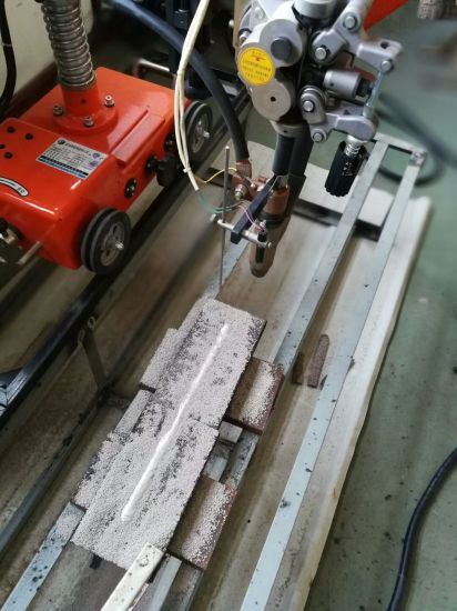 Cladding of Rollers for Continuous Casting, Steel Rolling
