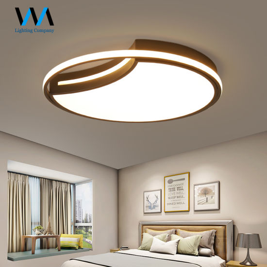 LED Round Creative Ceiling Lamp for Home Decoration