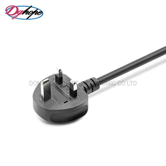 Voc 3pin Plug Power Cord Wholesale Power Cable