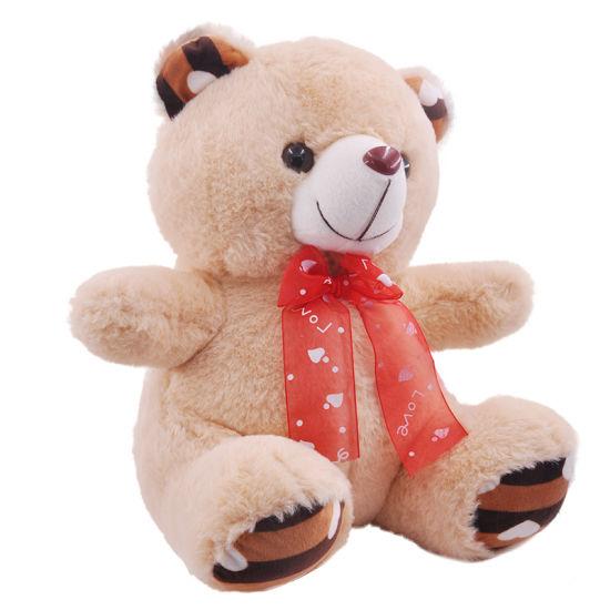 Promotion graduation gift wholesale cute big stuffed animals teddy bear plush toys