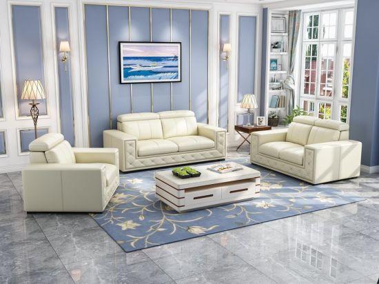 Genuine Leather Leisure Home Furniture