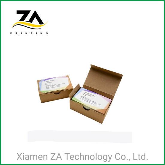 Custom Printed Kraft Paper Box Corrugated Mailer Box for Shipping