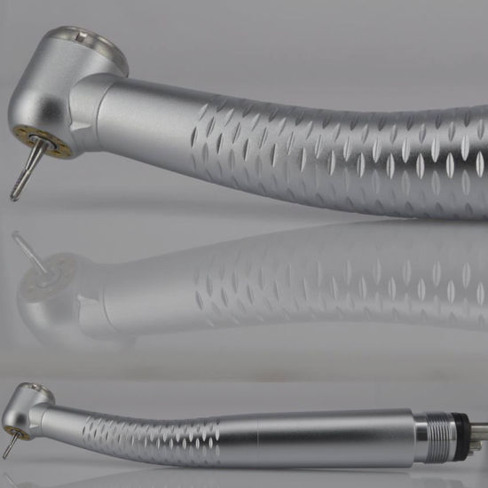 High Speed Dental LED Handpiece with 5 LED Shadowless Light 5 Water Spray