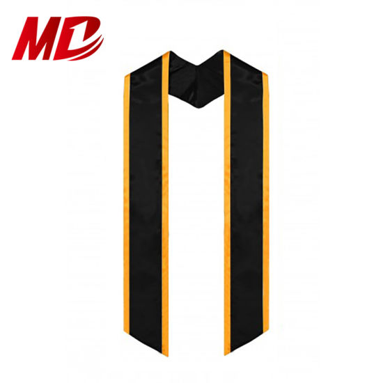 Printing Graduation Honor Stole Classic End with Trim