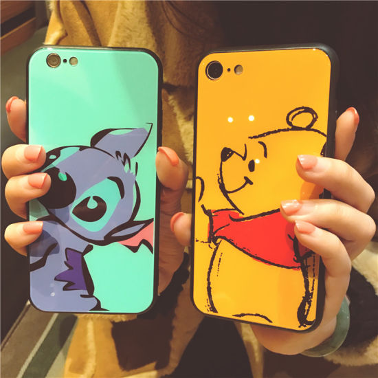 Cartoon Figure Silicon Phone Cover for Wholesale pictures & photos