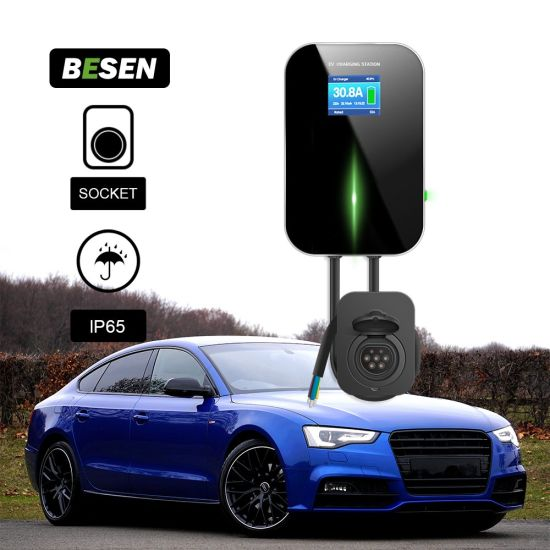Besen Electric Cars Charger Made in China Wall Mounting 3.5kw