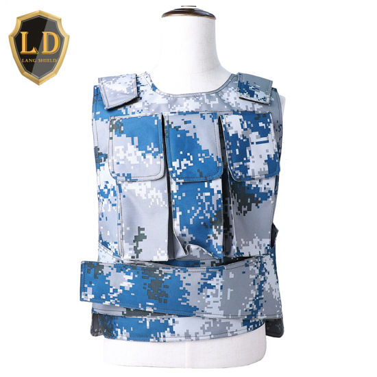 Wholesalers Custom Military Ballistic Tactical Armor Bulletproof Lightweight Security Stab Proof Vest